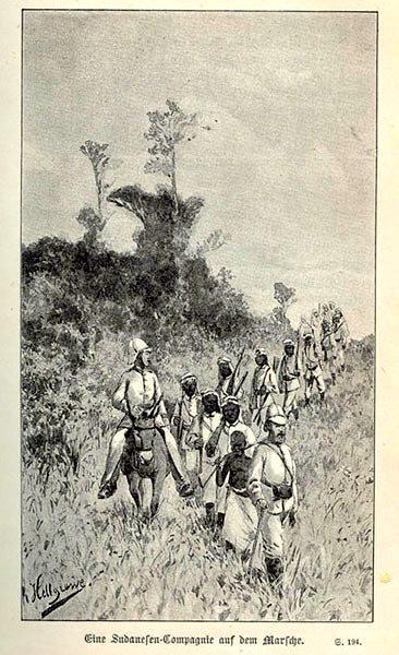 Sudanesen-Companie