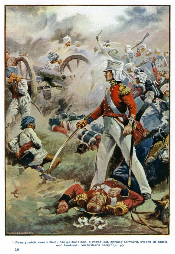 The Second Sikh War 1848 - 1849 2