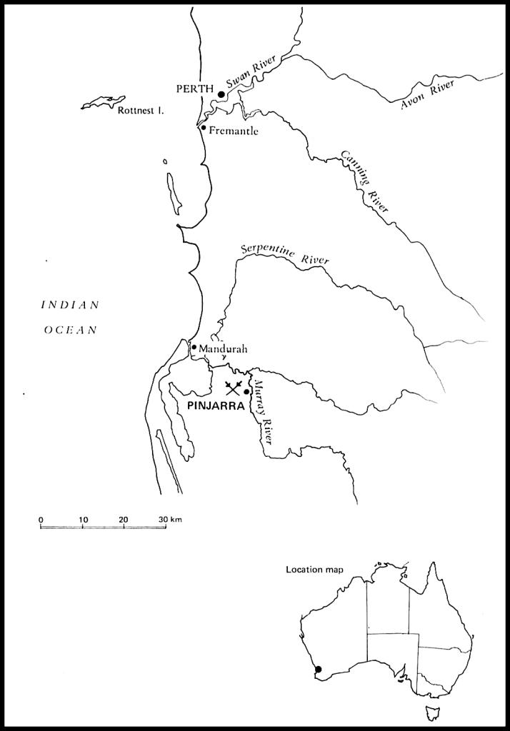 pinjarra-uprising