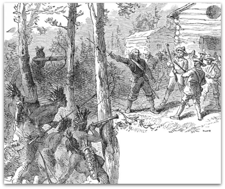 King Philips Indian War