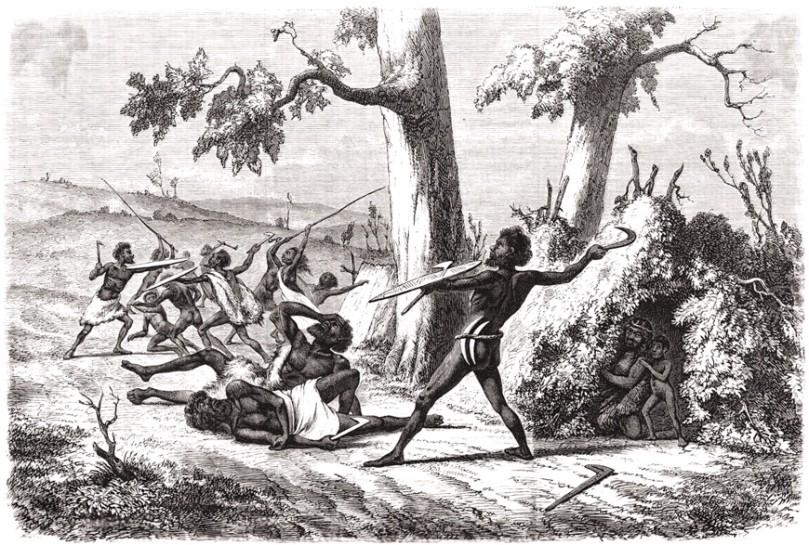 Australian frontier wars